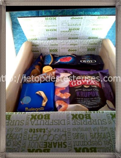 Le top des testeuses Dégustabox Les Box