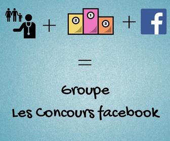 Le top des testeuses Les Concours Facebook, un groupe à suivre !!! Mes découvertes