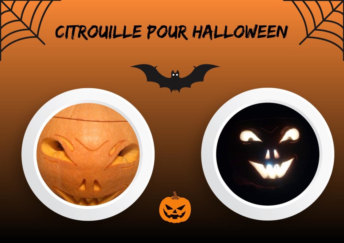 Le top des testeuses Citrouille pour Halloween, Lanterne Maison Activités Manuelles Tutoriels