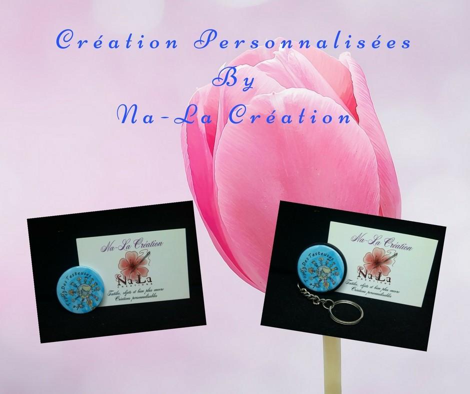 Le top des testeuses Na-La Création, 100% authentique !! Objets Personnalisés Objets Personnalisés