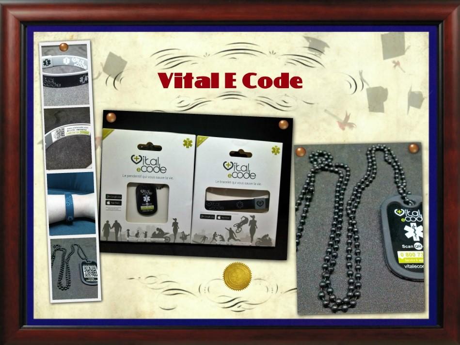 Le top des testeuses Bracelet et Collier Vital E Code Astuces Conseils et astuces de maman